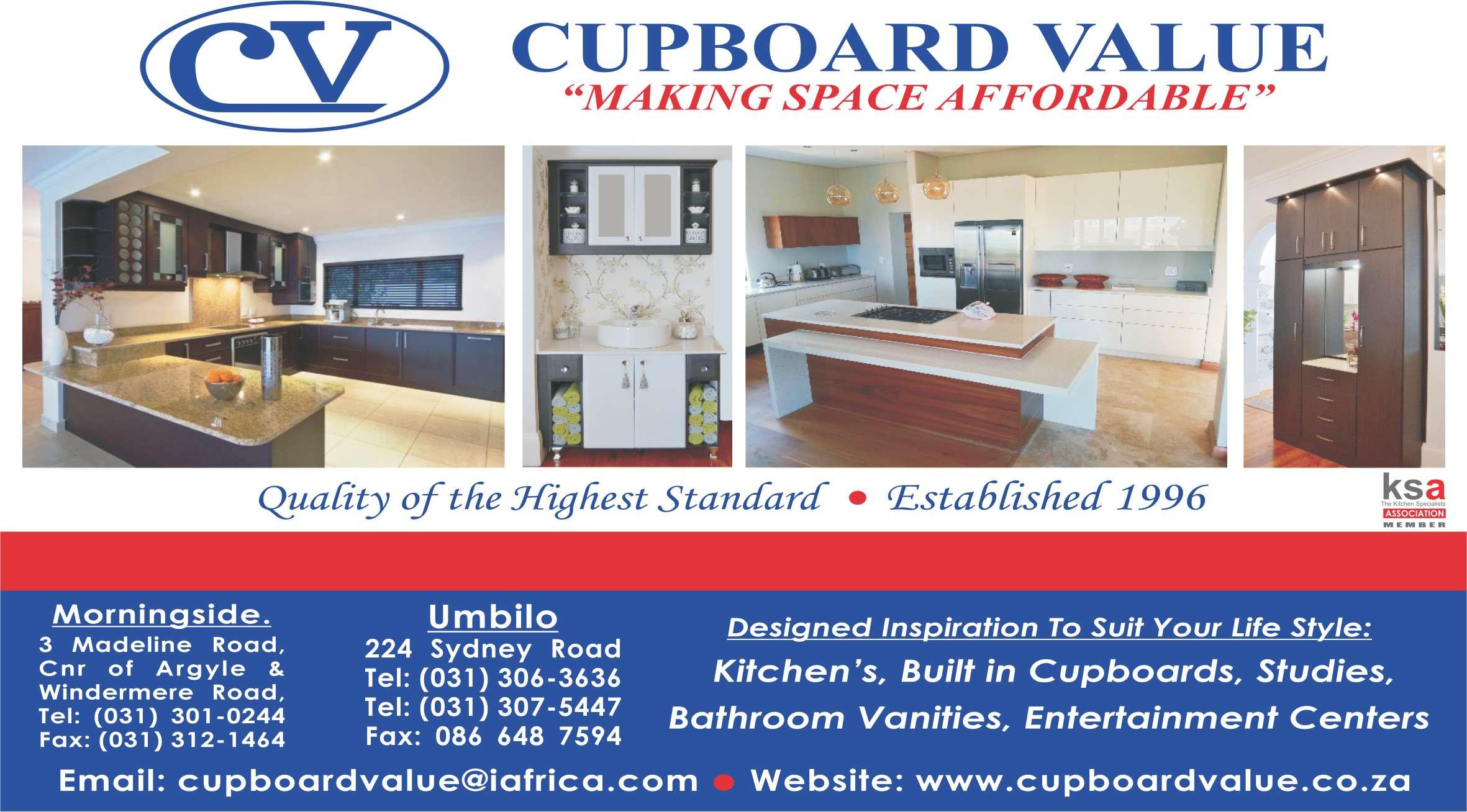 Cupboard Value