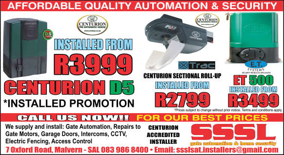 SSSL Automation & Home Security